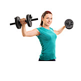 Muscle Sports, Workout, Fitness Training