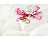 Wedding, Gift, Ring