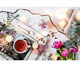 Birthday, Gift, Tea Time