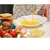 Preparation, Ingredient, Omelette