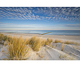 Beach, Baltic Sea Coast, Hiddensee