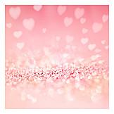 Heart, Valentine, Romantic, Glitter