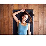 Relaxation, Meditating, Yoga