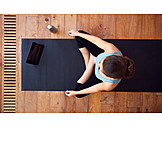 Zuhause, Video, Digital, Yoga