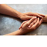 Tenderness, Holding Hands, Compassion
