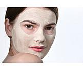 Hautpflege, Pflegeprodukt, Gesichtsmaske