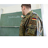 Ausbildung, Soldat, Bundeswehr
