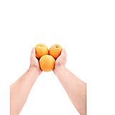 Orange, Handful