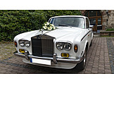 Wedding Car, Rolls Royce