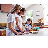 Domestic Life, Family, Morning