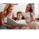 Domestic Life, Family, Storytelling