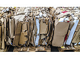 Cardboard, Paper Recycling