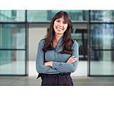 Business Woman, Business, Portrait