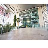 Office Building, Home Office, Corona Virus