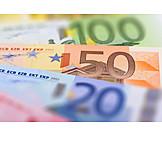 Euro, Euroschein, Bargeld
