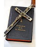 Religion, Christentum, Kreuz, Bibel