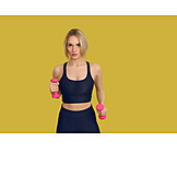 Fitness, Gymnastik, Krafttraining