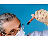 Wissenschaft, Forschung, Diagnose