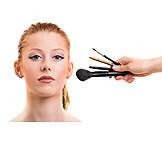 Schminke, Make Up, Schönheitspflege
