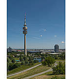 Television Tower, Munich, Olympiapark