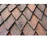 Shingle, Roofing shingle