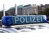 Police, Police car