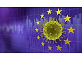 Europa, Wirtschaft, Coronavirus