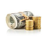 Savings, Cash, Dollar