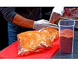 Seasoning, Pulled pork