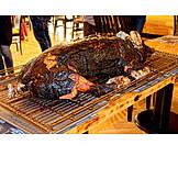 Pork, Pulled pork