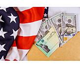Usa, Wirtschaft, Dollar