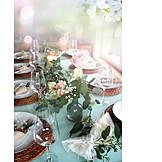 Wedding, Romantic, Place Setting, Festive, Wedding Ceremony, Wedding Table, Wedding Dinner