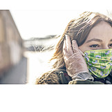 Protective Workwear, Mouthguard, Latex Gloves, Corona Virus