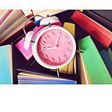 School, Books