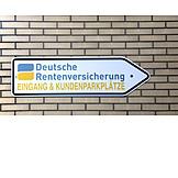 Rentenversicherung, Deutsche Rentenversicherung