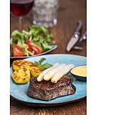 Steak, Fleischgericht, Rinderfilet