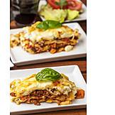 Italian cuisine, Lasagna
