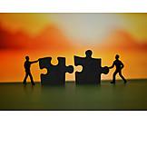 Teamwork, Together, Strategy, Solution