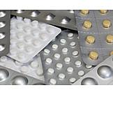 Tablets, Drugs, Blister