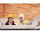 Teamwork, Planning, Construction Manager