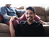 Zuhause, Partnerschaft, Homosexuell