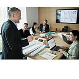 Meeting, Meeting, Architect, Presentation