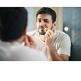 Gesichtspflege, Trimmen, Nasenhaare