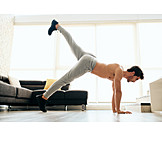 Fitness, Yoga, Workout
