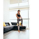 Balance, Körperspannung, Yoga