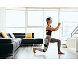 Exercise, Workout, Squat