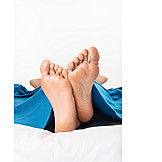 Relaxation, Barefoot, Feet