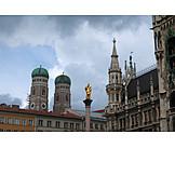 Munich, Marienplatz