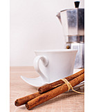 Coffee, Cinnamon