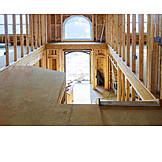 Entrance, Building Construction, Floor, Wooden Construction